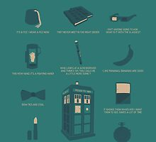 Doctor Who | Items by CLMdesign