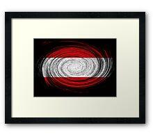 Austria Twirl Framed Print