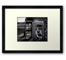 Moving up the property ladder can be challenging Framed Print