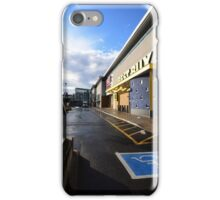 Marché Central iPhone Case/Skin