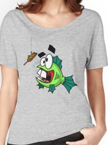 Dork Fish Women's Relaxed Fit T-Shirt