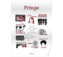 Fringe Quotes Poster