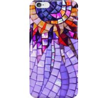 Star Flower Purple,  photography of shiny mosaic - JUSTART © iPhone Case/Skin