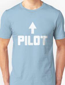 I'm the pilot geek funny nerd Unisex T-Shirt