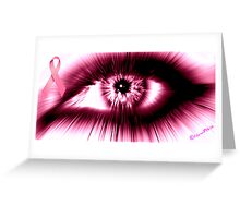 Breast Cancer Awareness Month Greeting Card