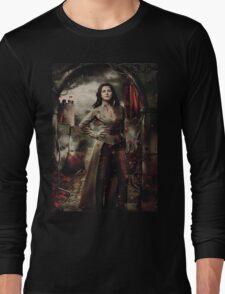 Camelot - Snow Long Sleeve T-Shirt
