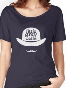 Little grey cells geek funny nerd Women's Relaxed Fit T-Shirt