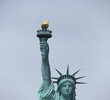 Lady Liberty by CallumButler