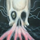 Skull Demon by Lee Twigger