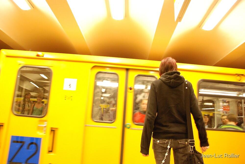 Berlin - Line Z2 by Jean-Luc Rollier