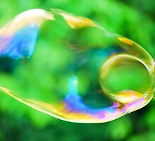 Bubble 3 by Melaney Wolf Photography