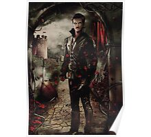 Camelot Set - Captain Hook Poster