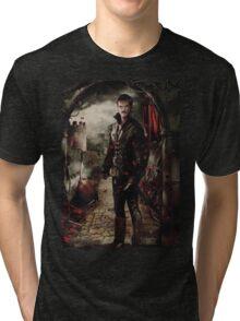 Camelot Set - Captain Hook Tri-blend T-Shirt