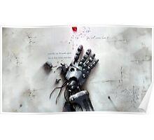 Fullmetal Alchemist - Mistakes Poster