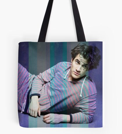 Darren Criss  Tote Bag