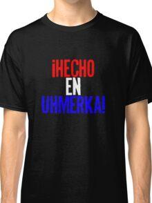 Show your patriotism... Classic T-Shirt