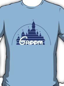 Groom Blue T-Shirt