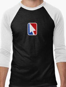Ultimate Clicking Association Men's Baseball ¾ T-Shirt