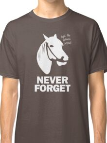NEVER FORGET - Artax and the Swamps of Sadness Classic T-Shirt