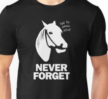 NEVER FORGET - Artax and the Swamps of Sadness Unisex T-Shirt