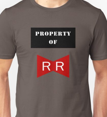 Property of Red Ribbon Army 2 Unisex T-Shirt