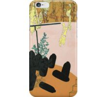 And many people died of waters because they were made bitter iPhone Case/Skin