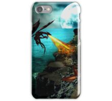 Dragon Wars iPhone Case/Skin