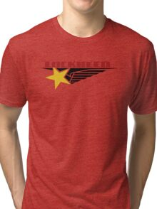 Lockheed Logo Repro Tri-blend T-Shirt