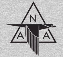 North American Aviation Logo (Black)