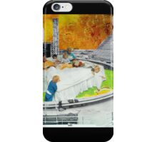 President and First Lady with Grandchildren in Bottle of Orange Soda iPhone Case/Skin