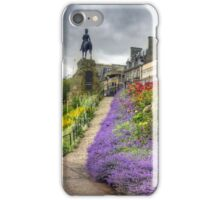 Lavender in the Park iPhone Case/Skin
