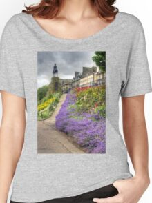 Lavender in the Park Women's Relaxed Fit T-Shirt