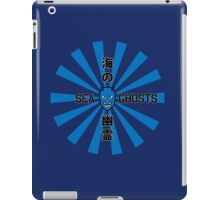 Sea Ghosts Squadron Logo iPad Case/Skin