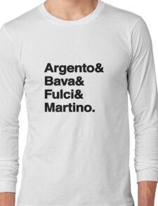 Giallo Directors Long Sleeve T-Shirt