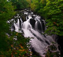 Swallow Falls by Mark Dobson