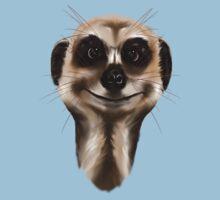 Meerkat face by Lotacats