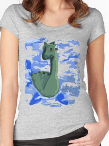 Loch Ness Women's Fitted Scoop T-Shirt