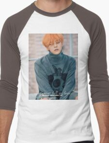GDRAGON-MADE SERIES E Men's Baseball ¾ T-Shirt