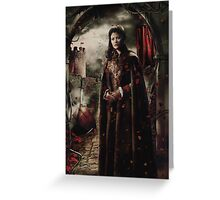 Camelot - Belle Greeting Card