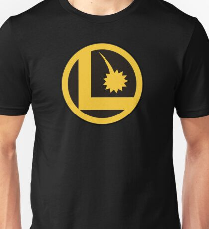 Legion of Super-Heroes Logo Unisex T-Shirt
