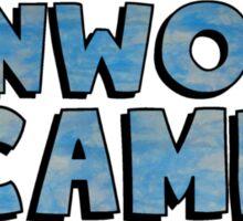 Kenwood Camp Sticker