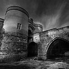 Nottingham Castle v2.0 BW  by Yhun Suarez