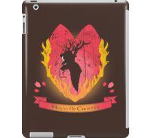 House of Chopper (Dark ver.) iPad Case/Skin
