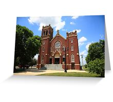 Hamel, Illinois - St. Paul's Greeting Card