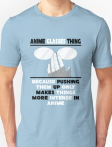 The Anime Glasses Thing T-Shirt