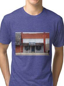 Erick, OK - Ladies and Gents Salon Tri-blend T-Shirt