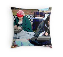 Celtic Traditions Throw Pillow
