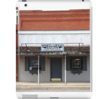 Erick, OK - Ladies and Gents Salon iPad Case/Skin