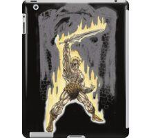 Heman in Greyskull iPad Case/Skin