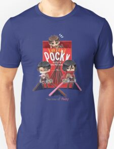 The War Of Pocky T-Shirt